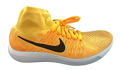 Scarpe Ctrs naranja Blk Running lsr Arancione vlt Lunarepic brght Nike Flyknit Orange Uomo qWORwggnAZ