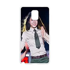 Samsung Galaxy Note 4 Cell Phone Case White_hb62 aoa kpop seol hyun sexy Utmho