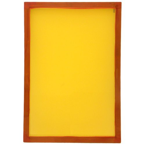 Aluminum Screen with 230 Yellow Mesh - 25x36in
