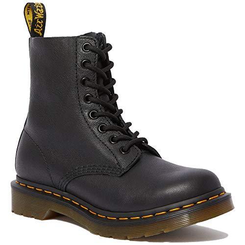 Dr. Martens Women's Pascal Combat Boot, Black, 3 UK/5 M US