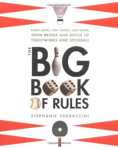Download The Big Book of Rules pdf epub