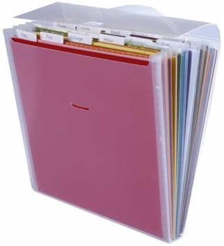 Amazon.com: Advantus Cropper Hopper Expandable Paper Organizer ...