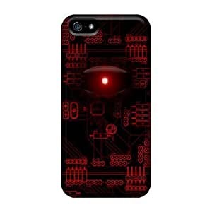 Iphone - For Iphone 6 plus 5.5- Droid Eye Unique cell phone fashion covers miao's Customization case