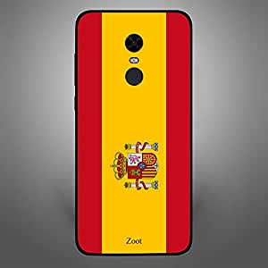 Xiaomi Redmi Note 5 Spain Flag