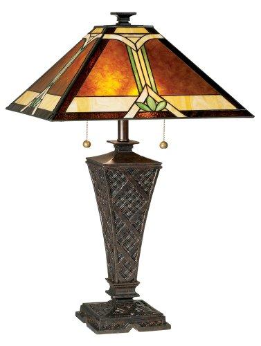 Tiffany Style Table Lamp ()