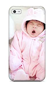 Awesome GSzAdfp8118giNSn ZippyDoritEduard Defender Tpu Hard Case Cover For Iphone 5c- Cute Baby Yawnings