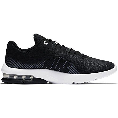 2 Air Anthracite Black Compétition Noir de Chaussures WMNS Femme Advantage Running White Nike Max 001 q5OxIwnp