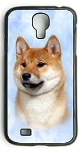 lintao diy Custom Shiba Inu Dog Hard Case Clip on Back Cover for Samsung S4 case