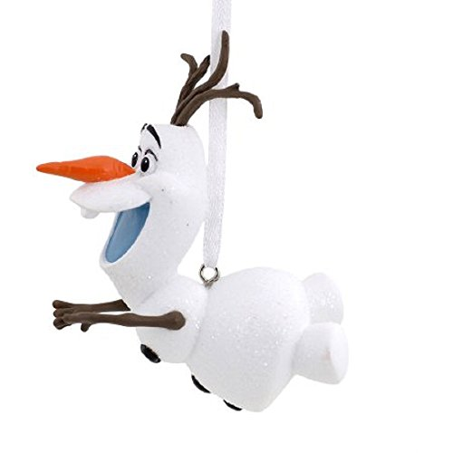 with Frozen Christmas Ornaments design
