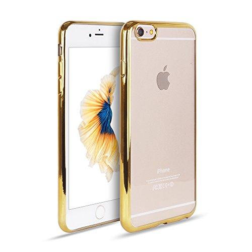 iphone 6 gold rim - 2