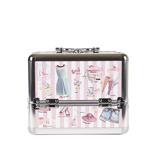 nicole-lee-priscilla-10-inch-cosmetic-aluminum-case-with-mirror-doll-house-one-size