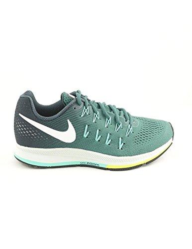 Nike Air Zoom Pegasus 33, Zapatillas de Running Para Hombre Black
