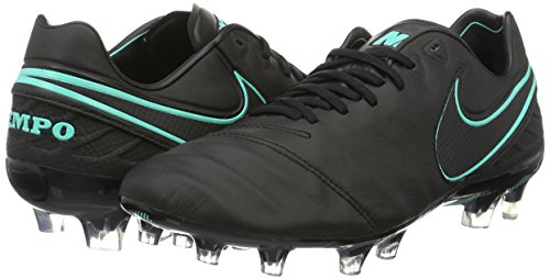 Hombre Fútbol Black Tiempo Negro Botas Black VI FG Legend Nike De wAYxnvO00S