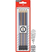 Faber-Castell HB pencils Faber-Castell Eleganz Graphite Pencil HB 5 Pack, (12-111482)