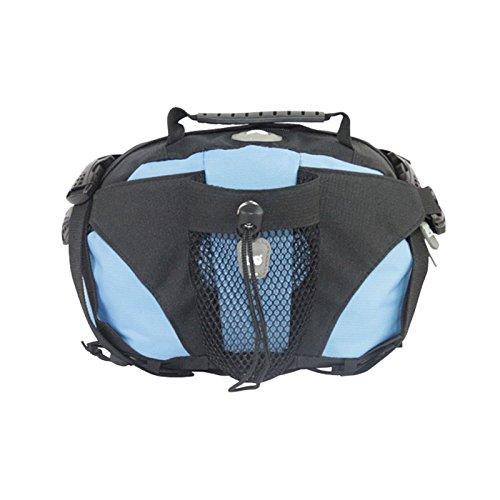 Sciotex(TM) Waist Bag for Inline Skates Funs, Good Quality Than DC Skate Bag Pack, for SEBA Rollerblade Powerslide Skating Players