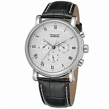 Relojes Hermosos, Jaragar Hombre Reloj de Pulsera Reloj de Vestir Reloj de Moda Reloj Casual