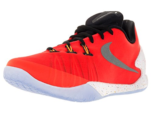 White Men's Silver Bright Black Hyperchase Crimson Basketball Metallic Nike Shoe High Ankle 1vPYqn1dwz