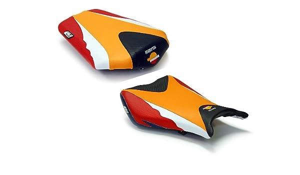 Amazon.es: Honda CBR1000RR 2012 – 2014 Luimoto Repsol asiento cover set