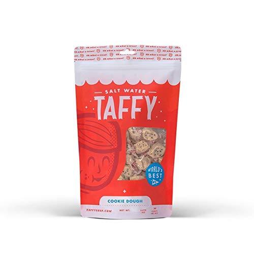 Taffy Shop Cookie Dough Salt Water Taffy - 1/2 LB Bag