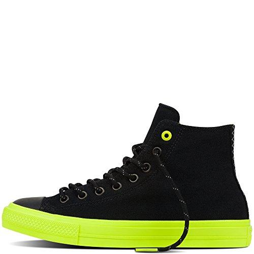 Taylor Converse Black II Unisex Volt Hi Star Shoe All Chuck Gum Casual wCHOOqp