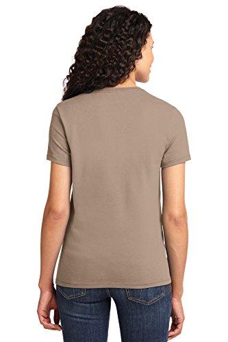 Autoridad Portuaria de puerto de la mujer & Company lpc61esencial camiseta Arena