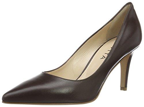 Evita Shoes Aria - Tacones Mujer Braun (dunkelbraun 22)