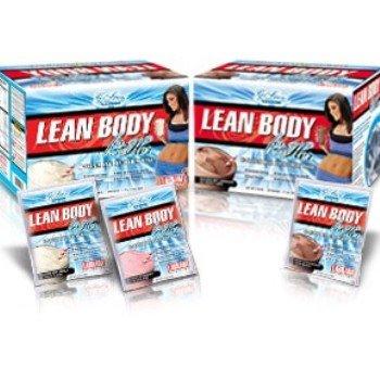 Labrada - Lean Body for Her substitut de repas Salut-Protein Shake 20 X 1,7 oz Les paquets de crème glacée molle au chocolat