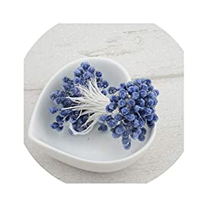 Get-in 150PCS/lot Multicolor DIY 5 mm Foam Flower Stamen Pistil Stamen Cake Decoration and DIY 23
