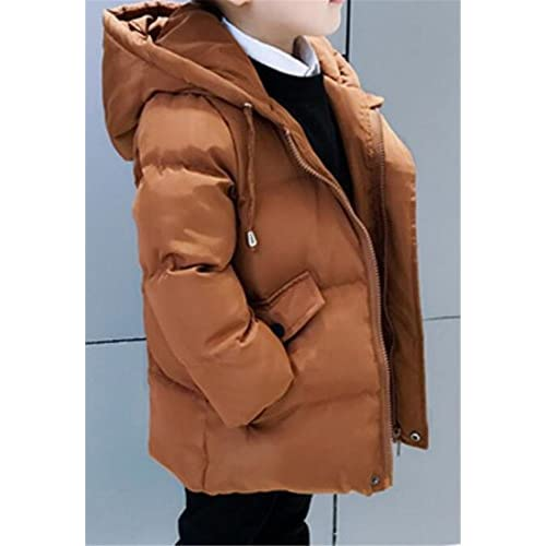 b6b9d3acaa05 Cruiize Toddler Boys  Winter Puffer Down Hooded Parkas Jackets Coats ...