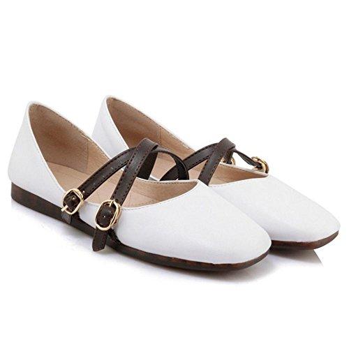 White Tacco TAOFFEN 41 Donna Col Scarpe Ballerina wAS8qAX