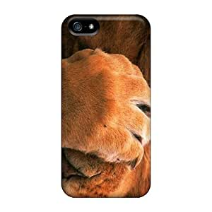 Cute Tpu MooVers Wallpaper Case Cover For Iphone 5/5s