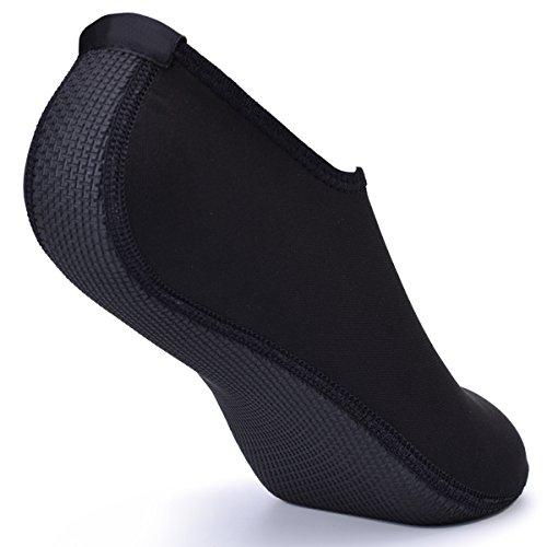 Escarpines Piscina Zapatos Natación Unisex Hombre de Zapato SUADEX para Niño Playa de Playa Niña Surf Negro Agua de Mujer Calzado ZPzYxq