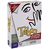 Taboo the Game of Unspeakable Fun - board game