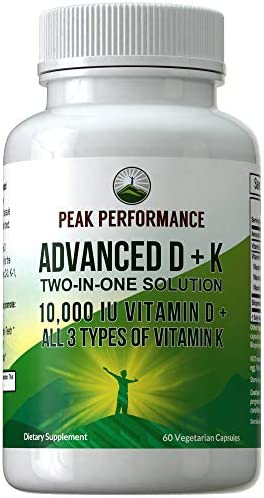 Advanced Capsules Peak Performance Supplement product image