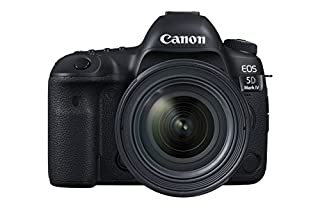 Canon EOS 5D Mark IV Full Frame Digital SLR Camera with EF 24-70mm f/4L IS USM Lens Kit (B01KURGSEE) | Amazon price tracker / tracking, Amazon price history charts, Amazon price watches, Amazon price drop alerts