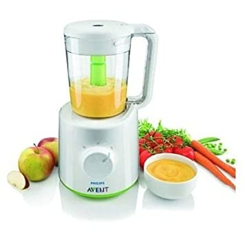 Philips Avent Combined Steamer And Blender Amazoncouk Baby