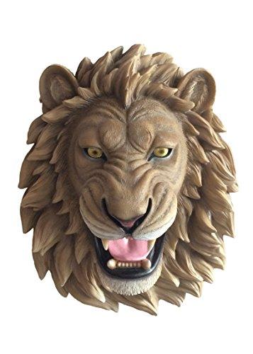 rmy Wall Mount By DWK (Roaring Lion) (Wall Mount Sculpture)