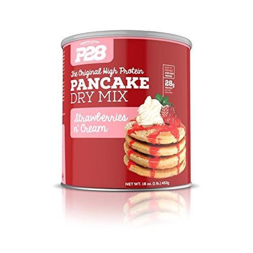 strawberry pancake mix - 2