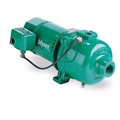 Femyer HJ50S 1/2hp Shallow Well Jet Pump, Cast Iron by Femyer