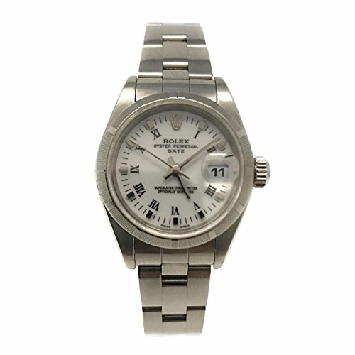 Rolex Date swiss-automatic womens Watch 79190 (Certified Pre-owned) by Rolex