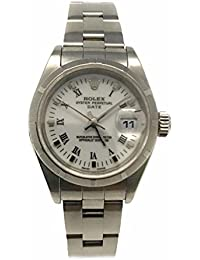 Date swiss-automatic womens Watch 79190 (Certified Pre-owned)