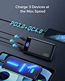 INIU Portable Charger, 22.5W PD3.0 QC4.0 Fast