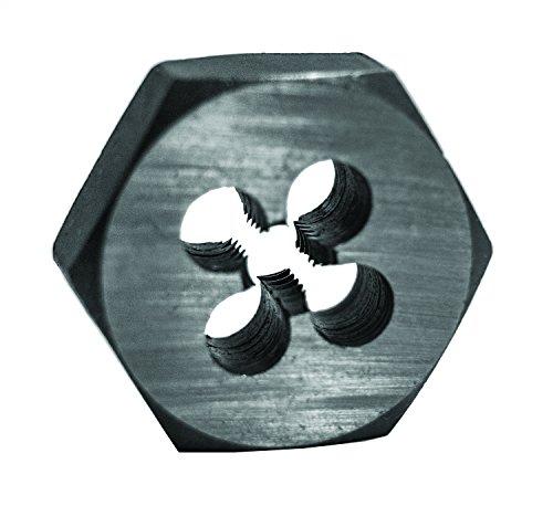 24 Nf Cut Thread - Century Drill and Tool 96204 Fine Hexagon Die, 5/16 - 24