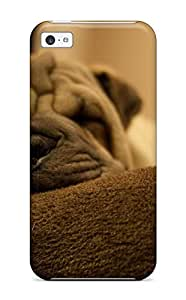 Premium Protection Shar Pei Case Cover For Iphone 5c- Retail Packaging