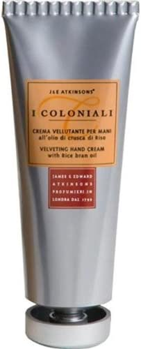 Velvety Hand Cream with Rice Bran I Coloniali