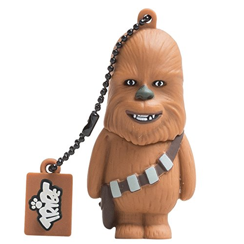 Tribe FD007405 Star Wars Chewbacca 8GB Speicherstick USB 2.0 braun