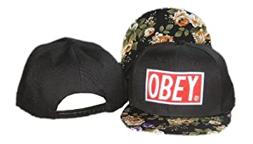81618b78735 coupon for obey snapback hats flat hat adjustable caps visorunder logo  flower 46ce3 704dd  discount obey black flower snapback cap a0134 bee32