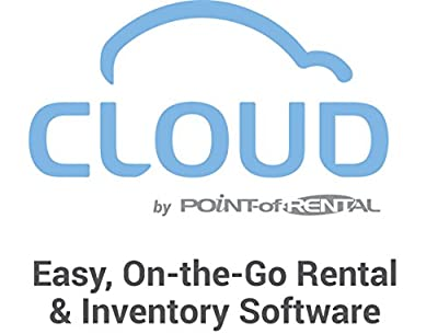 CLOUD Rental & Inventory Management Software - One Month Subscription