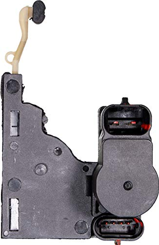 Bonneville Door Pontiac 1996 (APDTY 857128 Door Lock Actuator Motor Front Left Or Rear Left (Fits Models Without Passlock Security System or Comfort Convenience Package; Replaces 25664288, 25664020, 22144363 22144361 16636561))