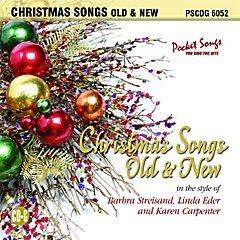 Karaoke: Christmas Songs Old & New - Pocket Songs Karaoke